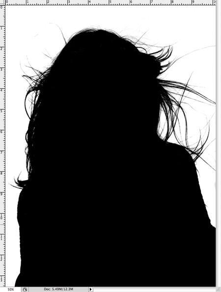 Как вырезать волосы в фотошопе 6