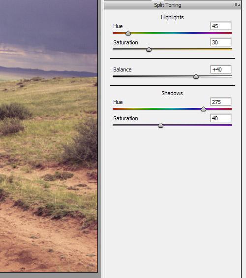 Как использовать Camera Raw фильтры в фотошопе 5