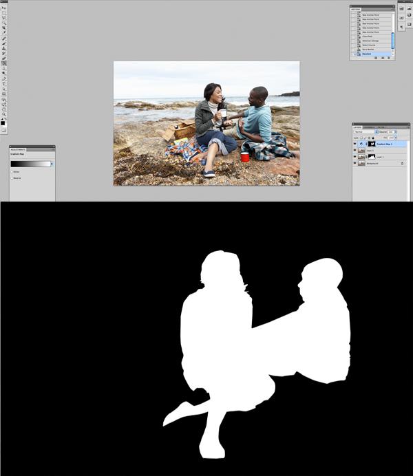 Применение цветового эффекта к фотографии 6
