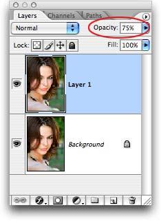 улучшить глаза фотошоп 5