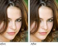 улучшить глаза фотошоп 6