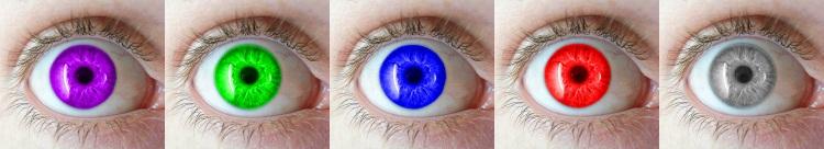цвет глаз3