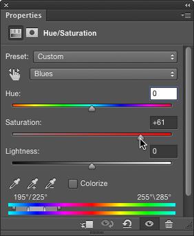 уличшить цвета в фотошопе 5